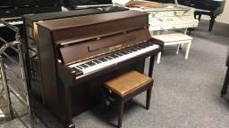 Piano Fritz Dobbert modelo 110 café