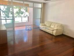 Apartamento à venda com 3 dormitórios em Cosme velho, Rio de janeiro cod:CBAP30123
