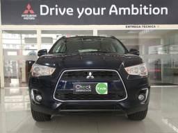 Mitsubishi ASX AWD top, com teto panorâmico - 2016