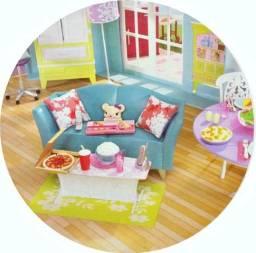 Sala de estar da Barbie (usado)