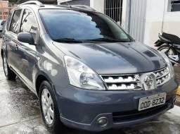 Nissan Livina 1.8 2011/2012 Completo AUT - 2012