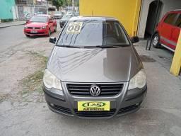 Volkswagen Polo sedan 1.6 sem entrada