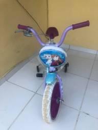 Bicicleta infantil Aro 14 Frozen