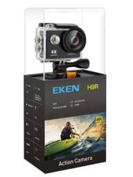 Camera Action Cam 4k Eken original nova lacrada com acessorios