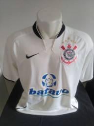 Camisa do Corinthians modelo 2009 tamanho G
