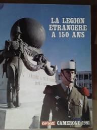 Livro sobre a Legião Estrangeira