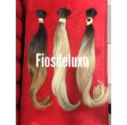Mega hair - vendas de cabelos selecionados
