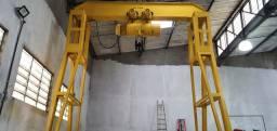 Portico rolante 10 toneladas completo usado