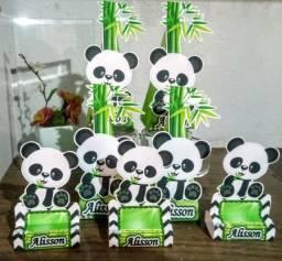 Kit só um bolinho tema panda