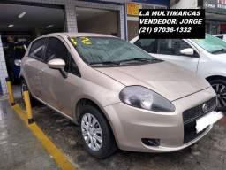 Fiat Punto Attractive 1.4 completo _ entrada apartir 5mil + 48x 399,00 fixas