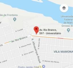 Terreno - Av. Rio Branco