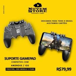 Gamepad 04 Gatilhos