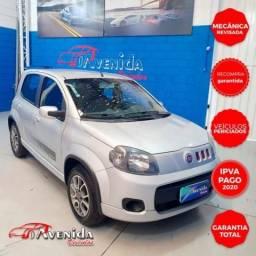Fiat uno sporting 2014 1.4 flex