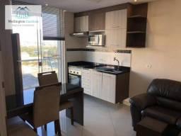 Apartamento com 1 dormitório para alugar, 40 m² por R$ 2.100/mês - Vila Augusta - Guarulho