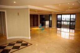 Apartamento para alugar, 351 m² por R$ 8.800,00/mês - Mossunguê - Curitiba/PR