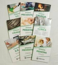 Coleção De Livros Para Residência Médica