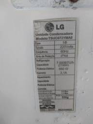 Ar condicionado split LG 7500btu