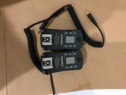 Rádio YONGNU RF605 para CANON