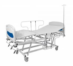 Cama hospitalar Fowler 3 Manivelas - Locação