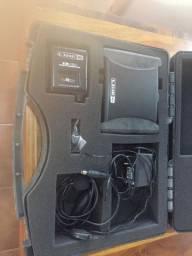 Mic auricular e transmissor para instrumentos LINE 6 XD v30 .não e shure ,sennheiser .akg