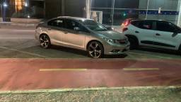 New CIVIC com aro 20 naveee