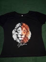 Camisas baby look  apenas R$ 19,90