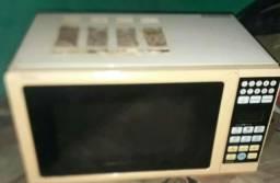 Micro-ondas usado