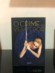 livro Crime do vencedor