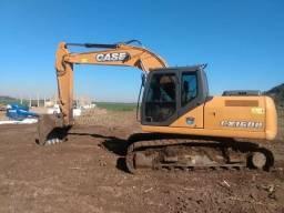 Escavadeira Hidraulica case Cx160b<br><br>