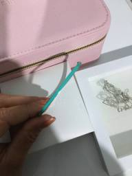 Bracelete Pandora Corações Radiante, cor Menta! ORIGINAL