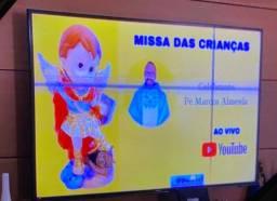 TV Samsung 55 polegadas usada