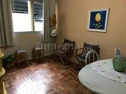 Apartamento à venda com 1 dormitórios em Higienópolis, São paulo cod:114560