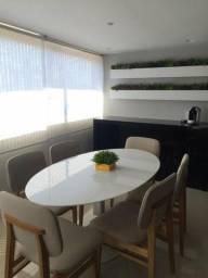Mesa Saarinen com tampo em Nanoglass 1,98x1,22 comprar usado  Salvador