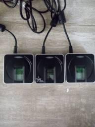 Leitor biométrico FS88 e FS88H