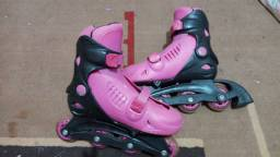 Vendo patins semi novo