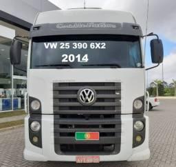 VW 25 390 6X2 2014 km 500.000 R$ 149.000,00