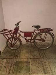 Vendo essa bicicleta cargueira nova