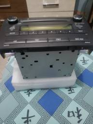 Radio original do corolla 2012 $ 150,00 reais