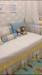 Kit infantil e kit cama babar sem os móveis não vai berço nem cama