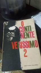 Livro O Continente  2 de Érico  Verissimo