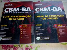 Livros: CBMBA PARA OFICIAIS!!