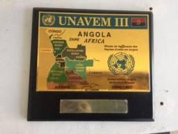 Placa unavem lll Angola