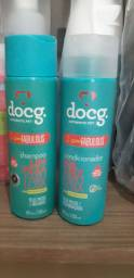 shampoo e condicionador hidratante*PROMOÇÃO*