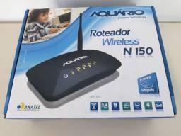 Roteador Wirelless Wifi N150 Aquário