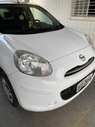 Nissan March 1.0 Flex 2012/2013 ? IPVA 2020 Pago!!!