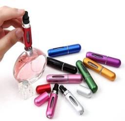Aproveite borrifador de perfume pratico só tem um