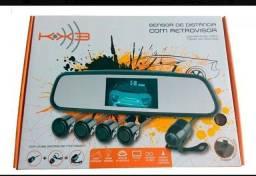 Sensor de estacinamento com camera para todos os carros