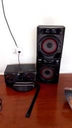 Mini system LG CJ44 XBOOM