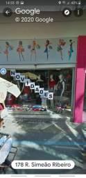 Alugo loja no centro