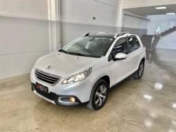 Peugeot 2008 1.6 Griffe 16V Branco 2018 Único Dono